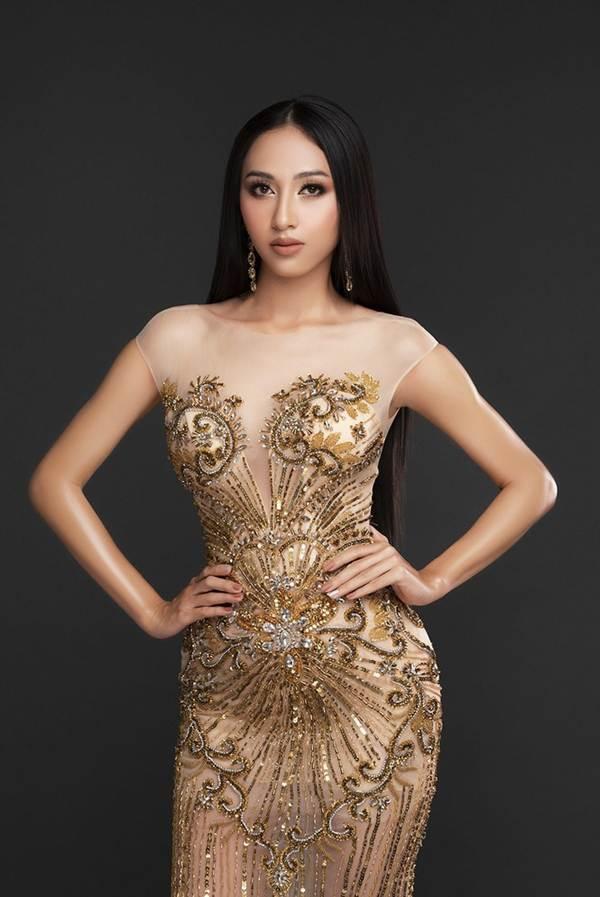 Đại diện Việt Nam tại Miss Asia Pacific khoe ba vòng nóng bỏng với đầm dạ hội-6