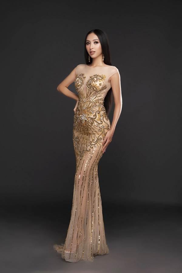 Đại diện Việt Nam tại Miss Asia Pacific khoe ba vòng nóng bỏng với đầm dạ hội-7
