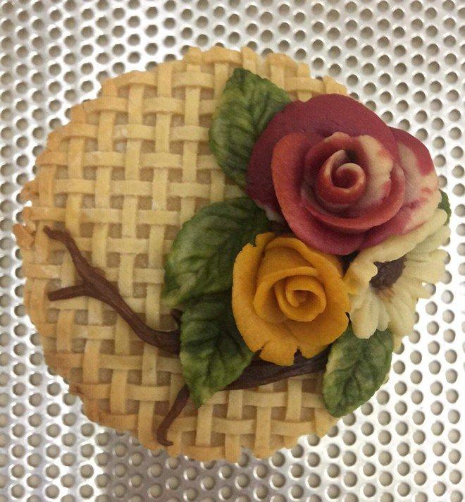 Những chiếc bánh Trung thu cuối cùng tuyệt đẹp của nghệ nhân khiến cả dàn sao Việt tiếc thương-11