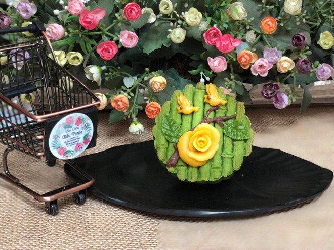 Những chiếc bánh Trung thu cuối cùng tuyệt đẹp của nghệ nhân khiến cả dàn sao Việt tiếc thương-4