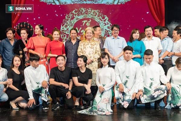 NSƯT Chí Trung, Bảo Thanh, Thu Quỳnh và nhiều nghệ sỹ nổi tiếng dâng hương giỗ Tổ nghề-1