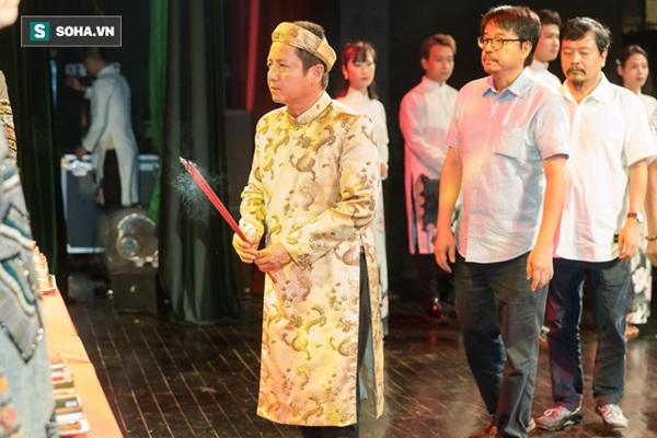 NSƯT Chí Trung, Bảo Thanh, Thu Quỳnh và nhiều nghệ sỹ nổi tiếng dâng hương giỗ Tổ nghề-3