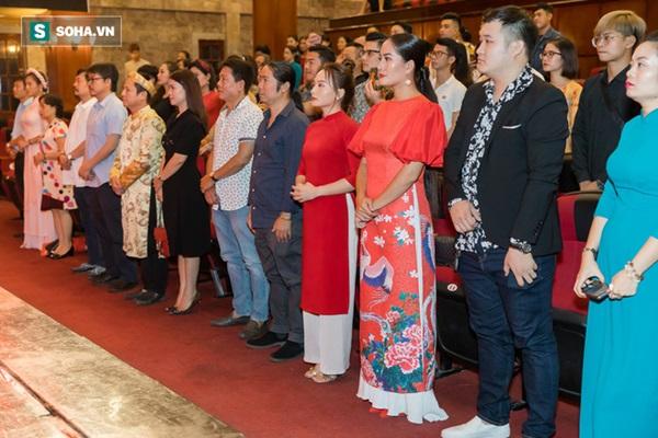 NSƯT Chí Trung, Bảo Thanh, Thu Quỳnh và nhiều nghệ sỹ nổi tiếng dâng hương giỗ Tổ nghề-4