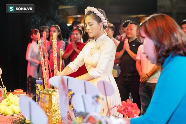 NSƯT Chí Trung, Bảo Thanh, Thu Quỳnh và nhiều nghệ sỹ nổi tiếng dâng hương giỗ Tổ nghề-9