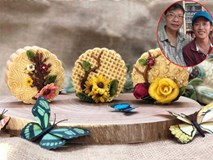 Những chiếc bánh Trung thu cuối cùng tuyệt đẹp của nghệ nhân khiến cả dàn sao Việt tiếc thương