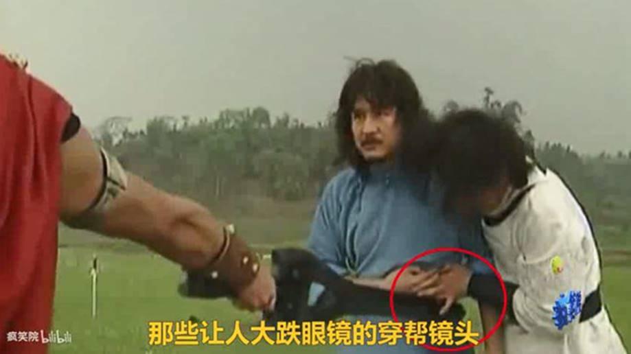 Những cảnh phi lý gây cười trong phim cổ trang Trung Quốc-1