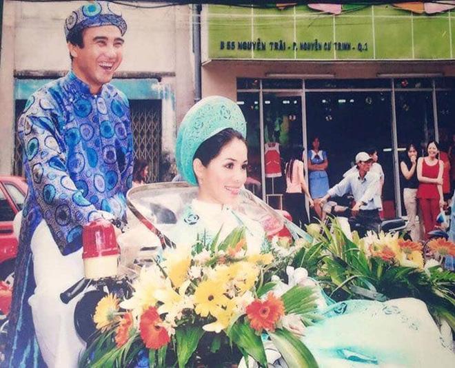 Kỷ niệm 14 năm ngày cưới, MC Quyền Linh nhắn nhủ đến bà xã điều không ngờ tới-3