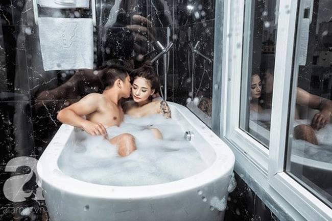 Thử nghiệm 15 ngày yêu của cô vợ bị chồng ghẻ lạnh: Chỉ mới 3 ngày đầu chồng phải thốt lên em đúng là phù thủy phòng the-2