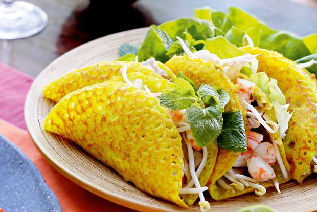 """Không để ý nhưng chúng ta có tới 3 phiên bản tacos Việt Nam"""" chẳng thua kém gì Mexico đây này-4"""