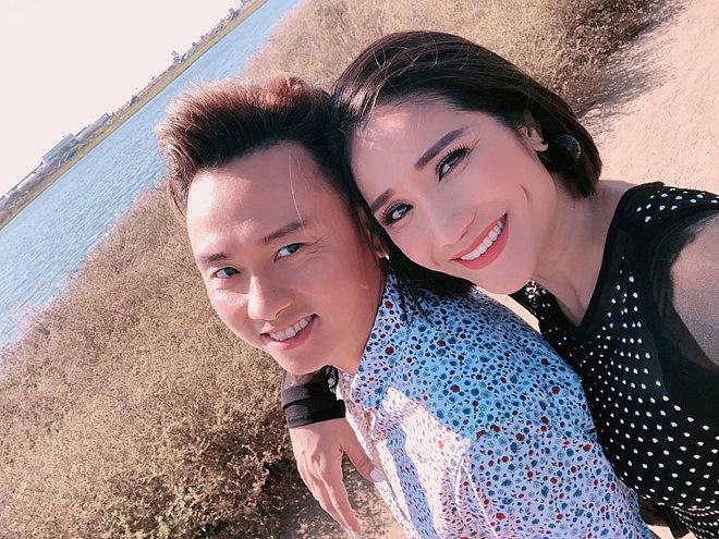 Cát Tường tình tứ bên người yêu cũ Hàn Thái Tú-1