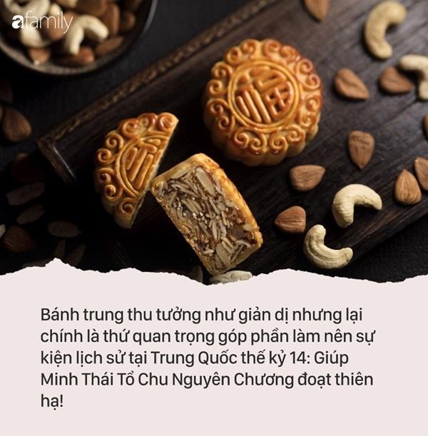 Nghe có vẻ khó tin, nhưng bánh trung thu đã từng giúp Hoàng đế Trung Hoa đoạt thiên hạ, dựng nên cả một triều đại-1