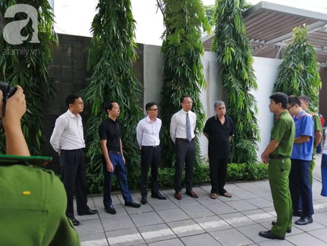 Viện trưởng VKSND giải thích lý do bà Quy không có mặt tại buổi thực nghiệm trường Gateway-1