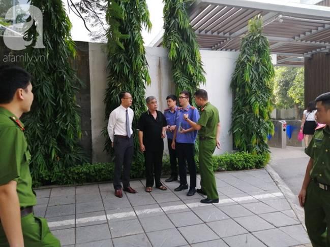 Viện trưởng VKSND giải thích lý do bà Quy không có mặt tại buổi thực nghiệm trường Gateway-5