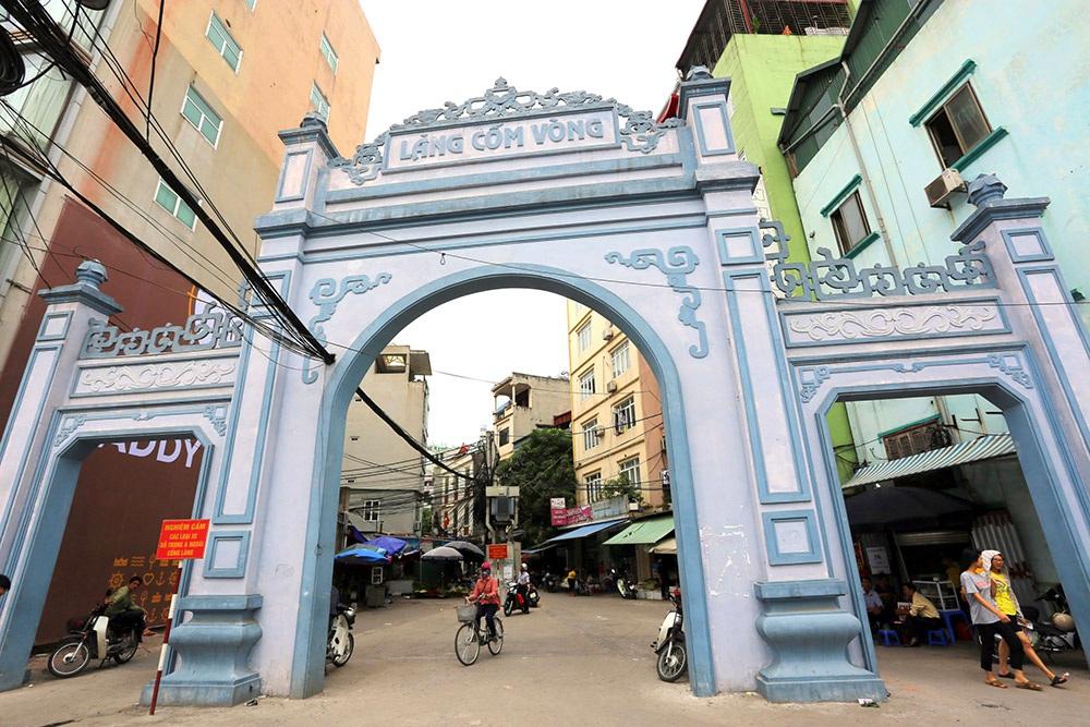 Tận mắt xem quy trình làm cốm ở làng nghề nổi tiếng nhất Hà Nội-11
