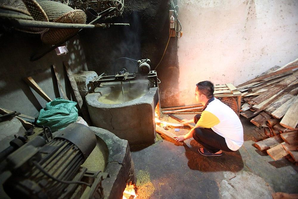 Tận mắt xem quy trình làm cốm ở làng nghề nổi tiếng nhất Hà Nội-2