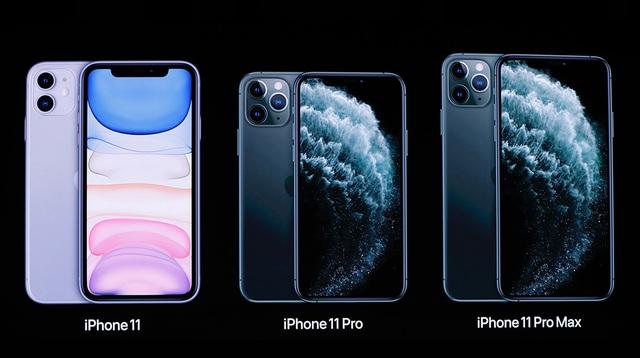 Rò rỉ thông tin ấn tượng về RAM và dung lượng pin của bộ ba iPhone 11-1
