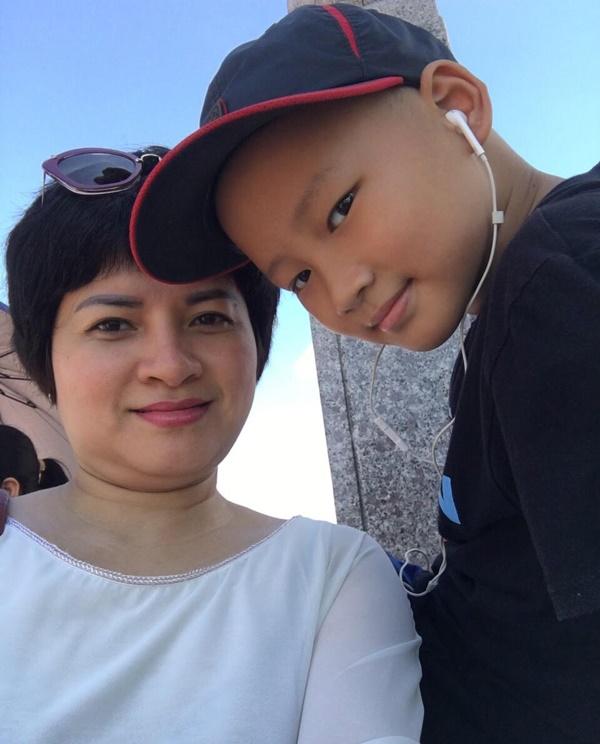 Bé trai 6 năm chiến đấu ung thư: Có thuốc nào cho con ngủ mãi không?-1