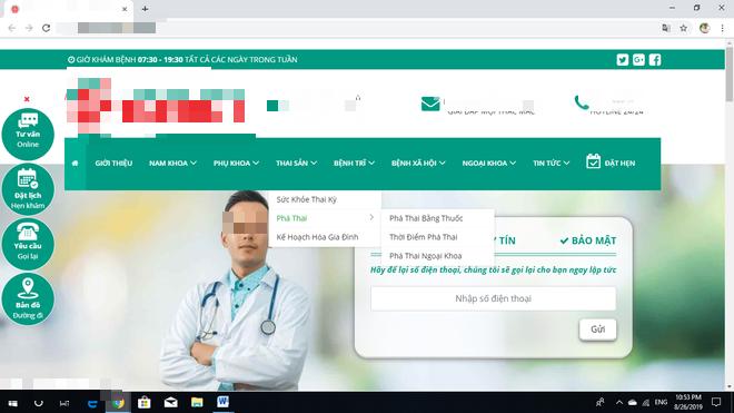 Xâm nhập phòng khám có bác sĩ Trung Quốc tại Đà Nẵng: Vệ sinh kém bị dọa ung thư, phí 300.000 bị hét giá 9 triệu?-4