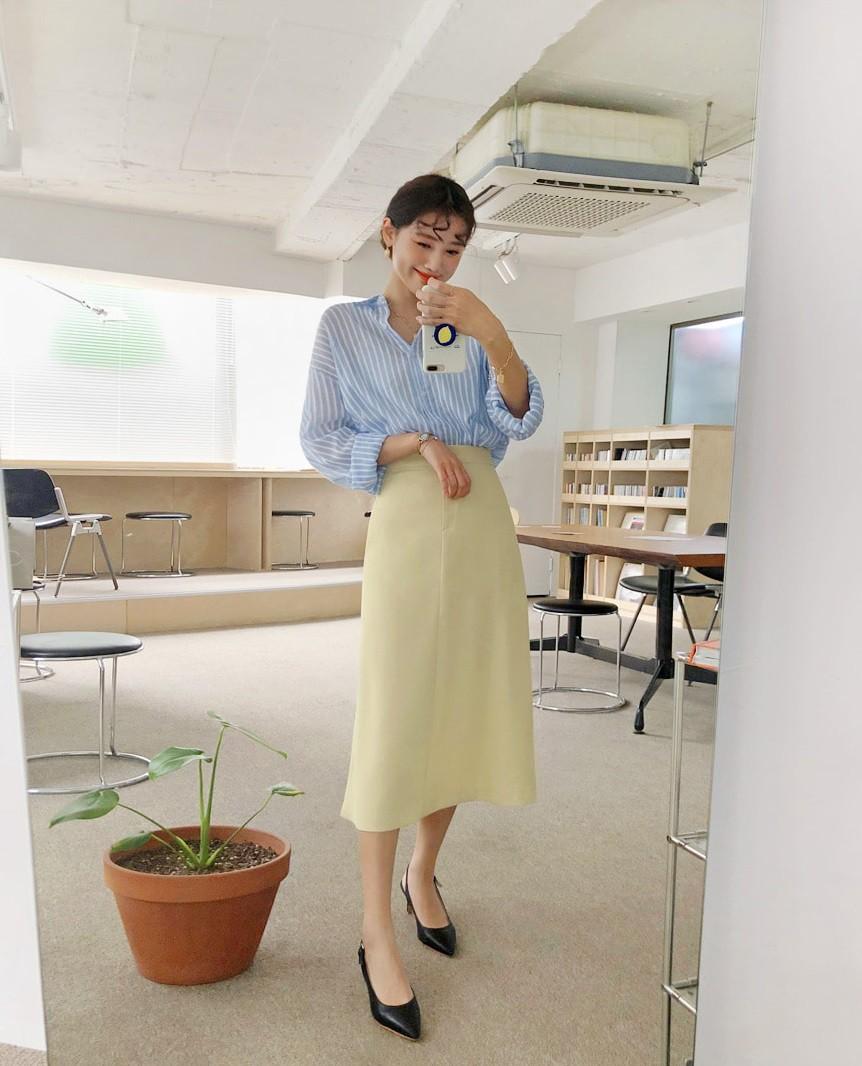 Đừng xem nhẹ 4 tips diện chân váy sau, bởi cặp chân của bạn sẽ dài tưởng như vô tận khi áp dụng đấy!-12