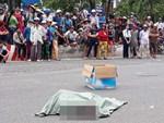 Lời khai của người phụ nữ đi xe máy đánh rơi bao tải chứa nhiều xác thai nhi xuống đường-6