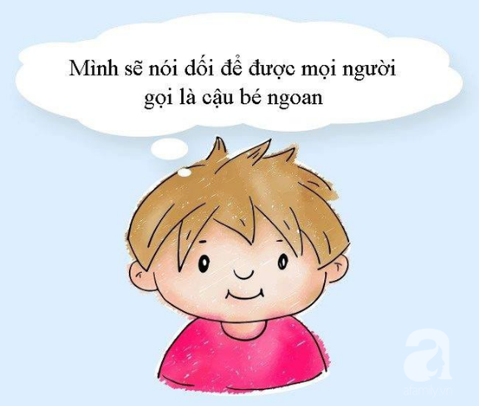 9 sai lầm này của cha mẹ khiến trẻ nói dối, thế mà cứ đổ lỗi do con-3