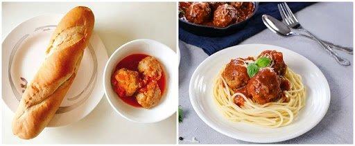 Công thức cho món thịt viên sốt cà chua cực ngon miệng-6