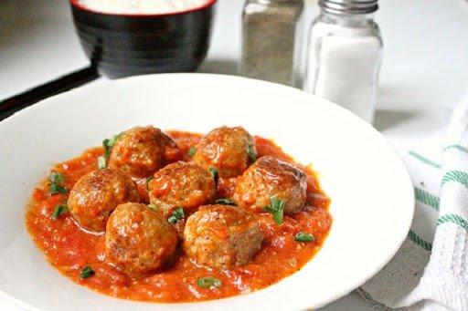 Công thức cho món thịt viên sốt cà chua cực ngon miệng-7