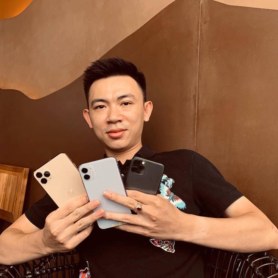 Một người Việt đã có đủ 3 chiếc iPhone mới dù Apple chưa mở bán-1