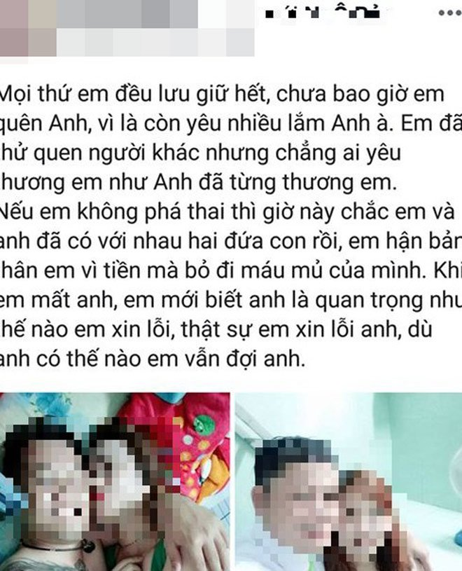 Sốc khi tình cũ của chồng đăng ảnh ân ái của 2 người lên Facebook-1