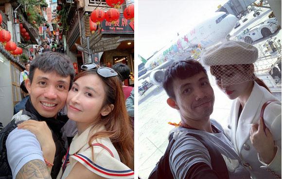 """Đại gia Minh Nhựa và vợ hai đi du lịch suốt ngày, hình chụp cũng chẳng xấu, vậy mà cứ phải mượn"""" ảnh để photoshop làm gì?-17"""