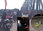 Tìm thấy thi thể bé gái trong vụ vợ chồng trẻ ôm con nhỏ nhảy sông Thạch Hãn-2