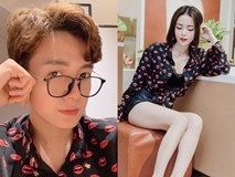Vừa tuyên bố chưa có người yêu, Ngô Kiến Huy đã bị tung bằng chứng hẹn hò nữ ca sĩ gợi cảm