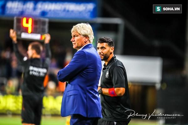 Gạch tên Công Phượng, Sint Truidense trả giá bằng trận hòa run rẩy trước đội bét bảng-1