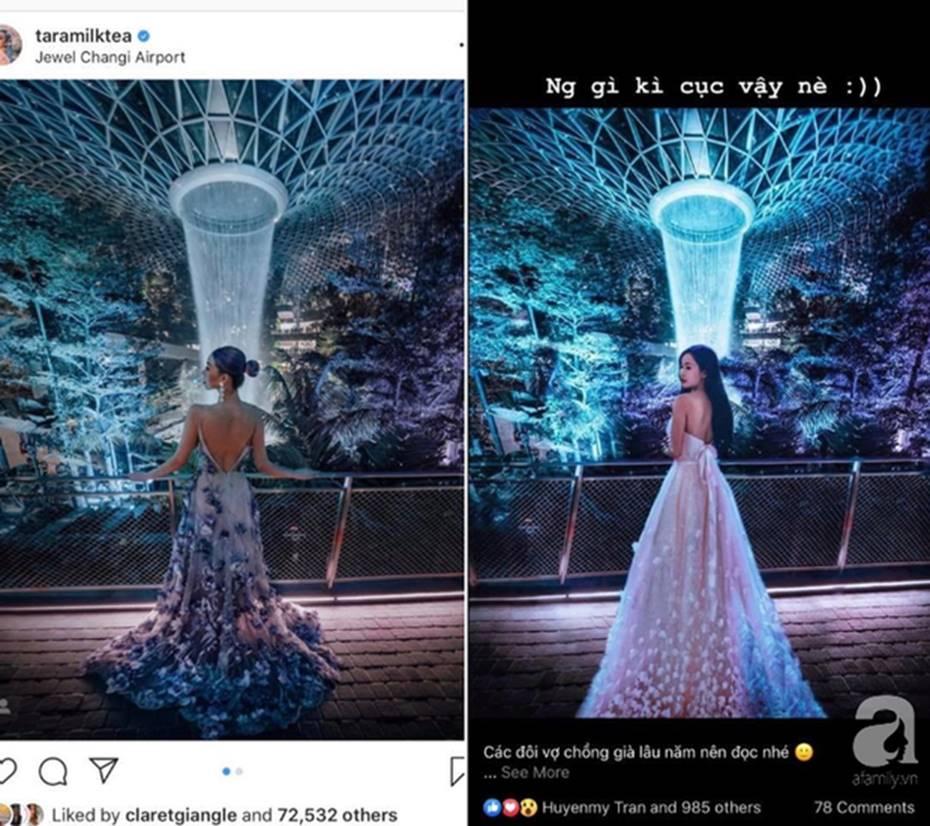 Mina Phạm - vợ 2 đại gia Minh Nhựa đăng story xoáy thẳng vào phốt photoshop ảnh, hỏi ngược: Ảnh ăn cắp đây ư?-4