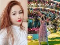 Mina Phạm - vợ 2 đại gia Minh Nhựa đăng story xoáy thẳng vào 'phốt' photoshop ảnh, hỏi ngược: 'Ảnh ăn cắp đây ư?'