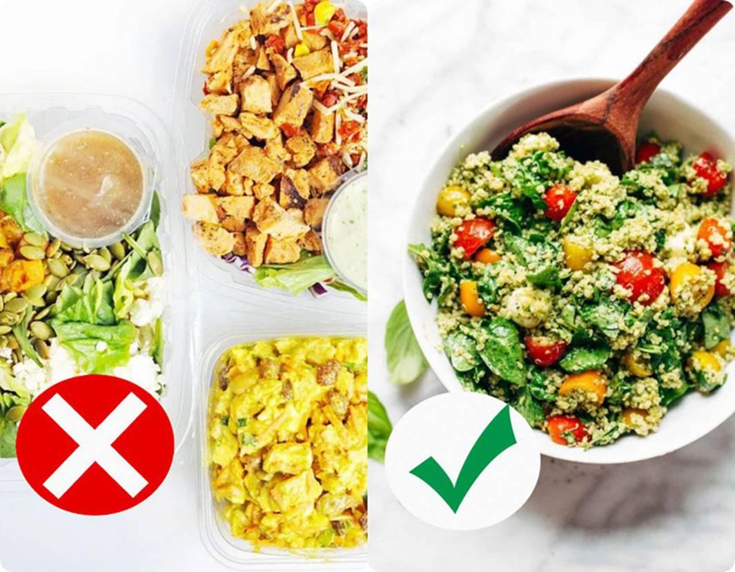 3 loại thực phẩm tưởng giảm cân hiệu quả, hóa ra lại khiến cho cân nặng của bạn cứ nhích dần lên-1