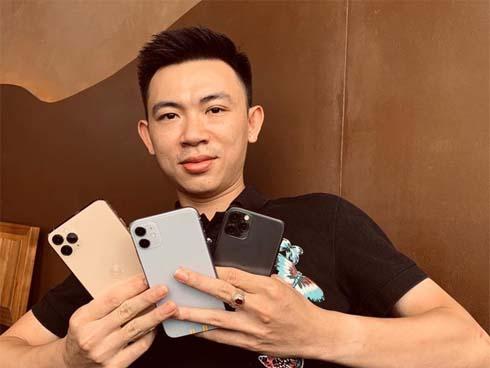 Người Việt đầu tiên có iPhone 11: Có người trả giá 100 triệu nhưng tôi không bán-1