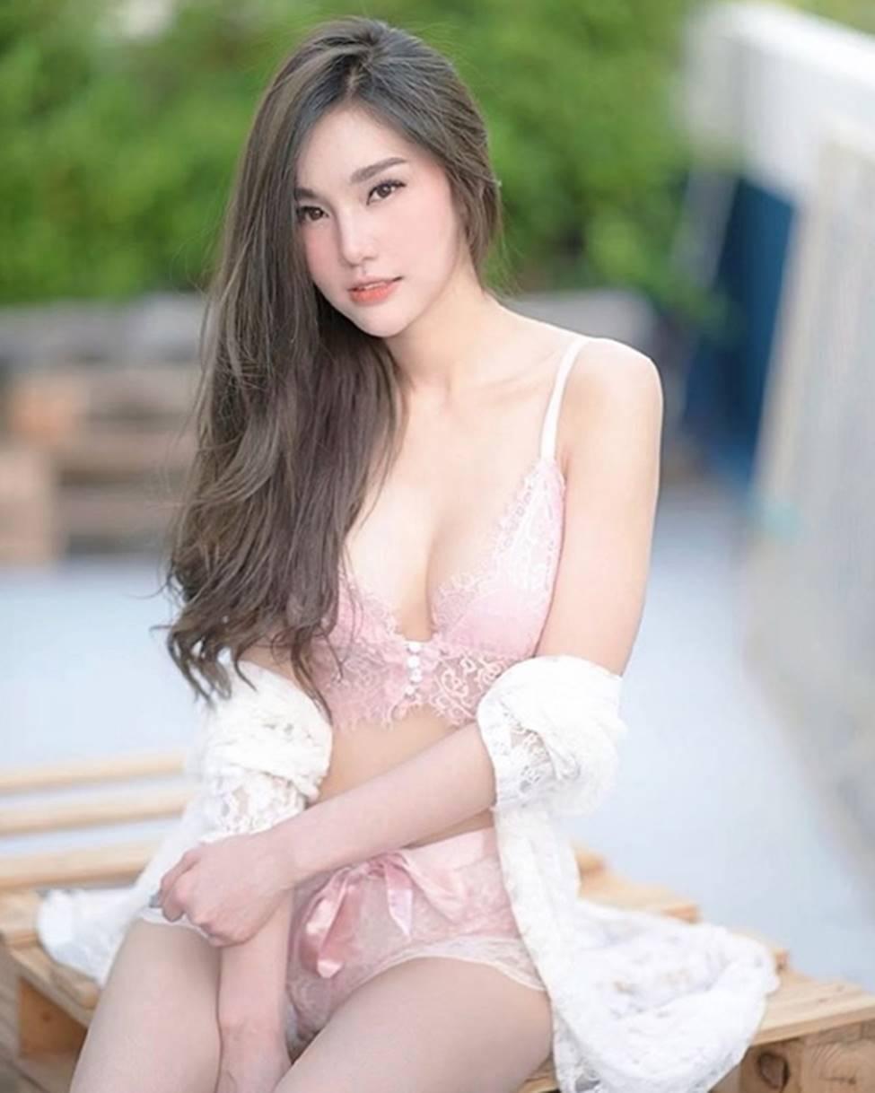 Thiên thần triệu fan Thái Lan mặc quá đỗi gợi cảm, khiến nam giới phải ngẩn ngơ-2