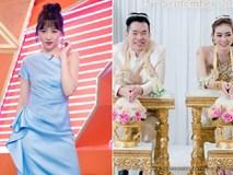 Khen vợ chồng Kim Nhã hạnh phúc nhưng Hari Won lại bị soi viết sai tiếng Việt