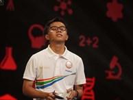 Nắm giữ đến 3 trong 4 kỷ lục Olympia 2019, Nguyễn Bá Vinh tiếc nuối khi không giành chiến thắng tại trận chung kết năm