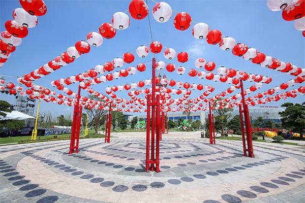 Vinhomes mở cửa Vườn Nhật 'siêu to khổng lồ'-5