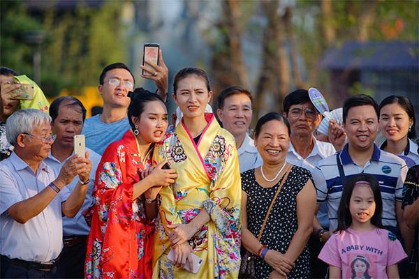 Vinhomes mở cửa Vườn Nhật 'siêu to khổng lồ'-9