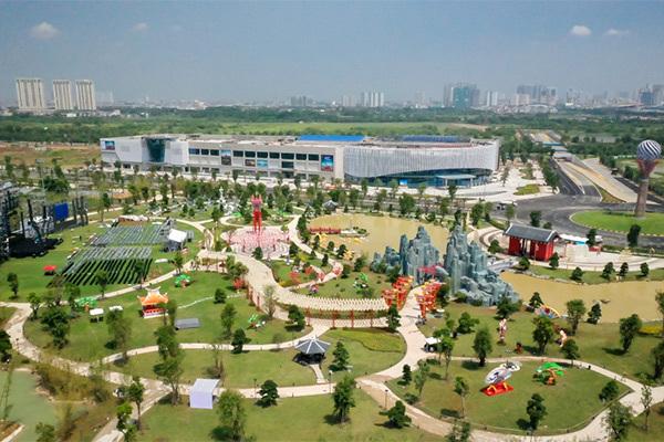 Vinhomes mở cửa Vườn Nhật 'siêu to khổng lồ'-1