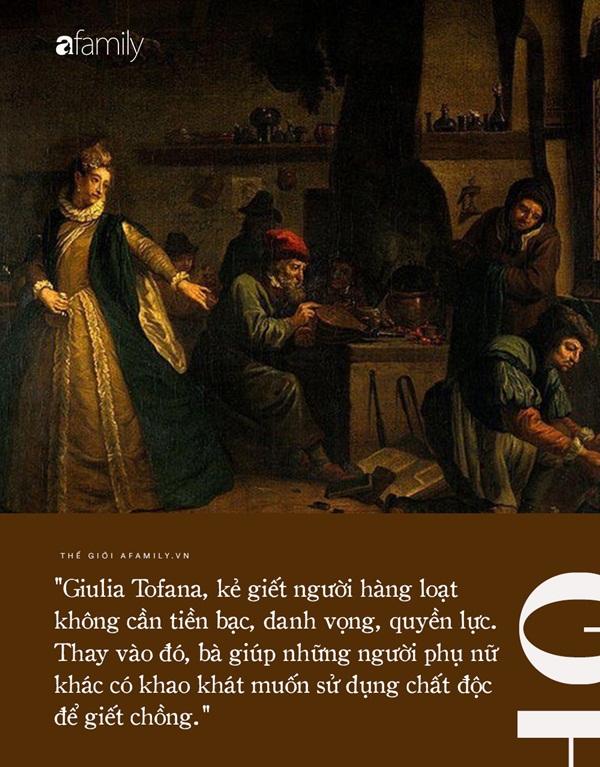 Bí ẩn về liều độc dược sát phu nổi tiếng thời Phục Hưng và nữ phù thủy tiếp tay cho hàng trăm bà vợ hạ độc chồng để thoát khỏi hôn nhân bất hạnh-2