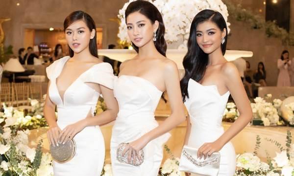 Top 3 Miss World Việt Nam tiếp tục 'đốt mắt' fan với đường cong nuột nà-3
