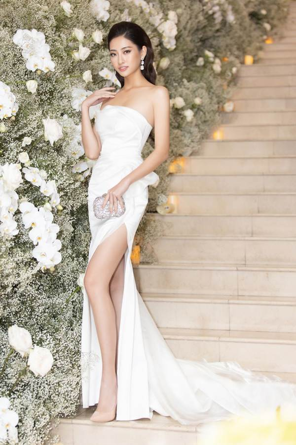 Top 3 Miss World Việt Nam tiếp tục 'đốt mắt' fan với đường cong nuột nà-5