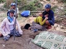 Hiện trường ám ảnh vụ vợ chồng ôm con gái 1 tuổi nhảy sông Thạch Hãn tự vẫn