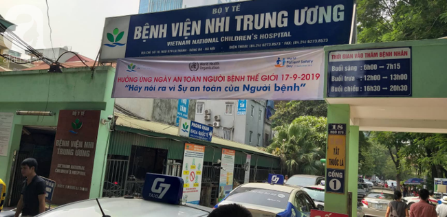 NÓNG: Bệnh viện Nhi Trung ương nói về sức khỏe bé trai 3 tuổi bị bỏ quên trên xe, phía gia đình không đồng ý tiếp xúc-5