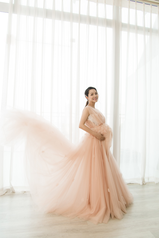 Ca sĩ Ngọc Anh chính thức sinh con sau 12 năm đổ vỡ hôn nhân-5