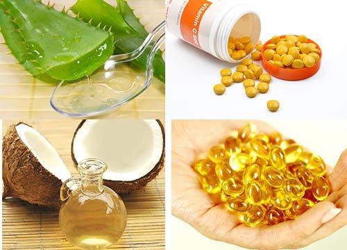 Dùng vitamin E thôi chưa đủ, kết hợp với 4 nguyên liệu này sẽ có da trắng không tì vết-5